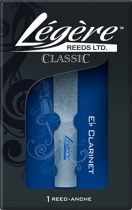 View larger image of Legere Classic Eb Clarinet Reed - #2, Single