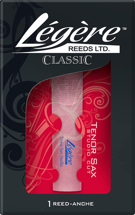 View larger image of Legere Classic Studio Cut Tenor Saxophone Reed - #2, Single