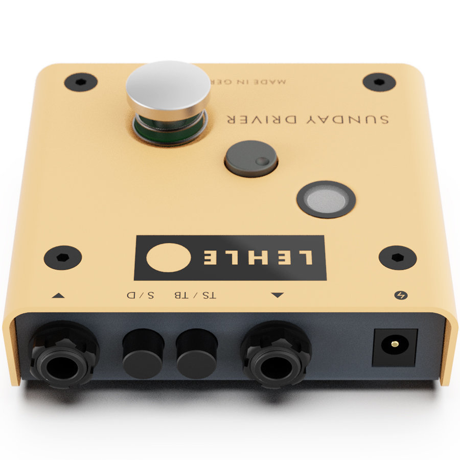 View larger image of Lehle Sunday Driver SW II Pedal