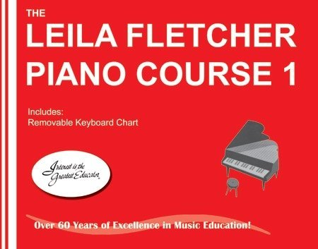 View larger image of Leila Fletcher Piano Course 1 (Book & Audio Downloads)