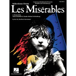 Les Miserables, Selections From - Trumpet