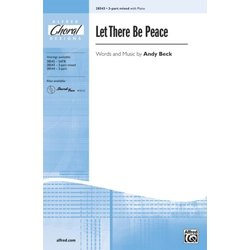 Let There Be Peace, 3PT Mixed Parts