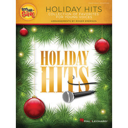 Let's All Sing Holiday Hits - Piano Accomp CD