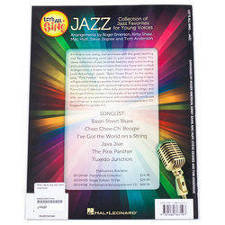 Let's All Sing Jazz - Performance/Accompaniment CD