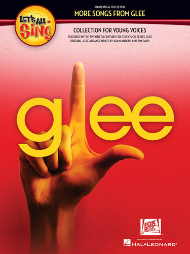 View larger image of Let's All Sing More Songs from Glee - Piano/Vocal/Score