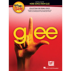 Let's All Sing More Songs from Glee - Piano/Vocal/Score