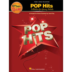 Let's All Sing Pop Hits - Piano/Vocal/Score