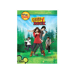 Let's All Sing Songs from Disney's Camp Rock - Performance/Accompaniment CD