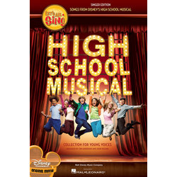 Let's All Sing Songs from Disney's High School Musical - Singer Edition