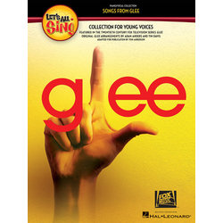 Let's All Sing Songs from Glee - Performance/Accomp CD