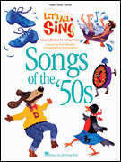 View larger image of Let's All Sing Songs of the '50s - ShowTrax CD