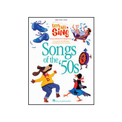 Let's All Sing Songs of the '50s - ShowTrax CD