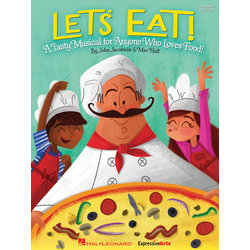 Let's Eat! - Performance/Accomp CD