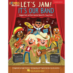 Let's Jam! It's Our Band - Singer Edition (20 Pack)