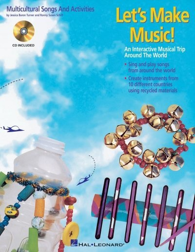 View larger image of Lets Make Music - w/CD