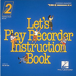 Let's Play Recorder Book 2
