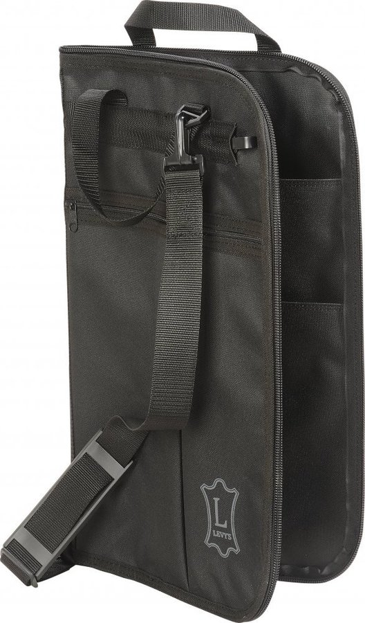 View larger image of Levy's CM9 Polyester Drum Stick Bag