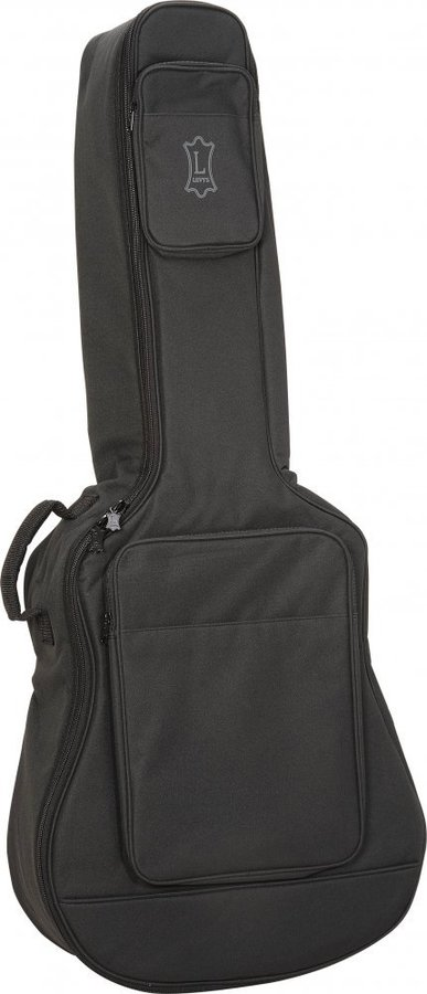 View larger image of Levy's EM20S Polyester Gig Bag for Acoustic Guitar