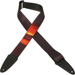 Levy's Leather MPDS2-011 Polyester Guitar Strap - Style 11, 2