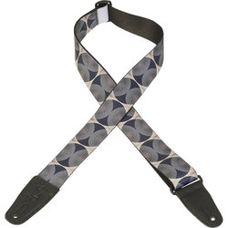 Levy's Leather MPS2-128 Polyester Guitar Strap - Style 128, 2