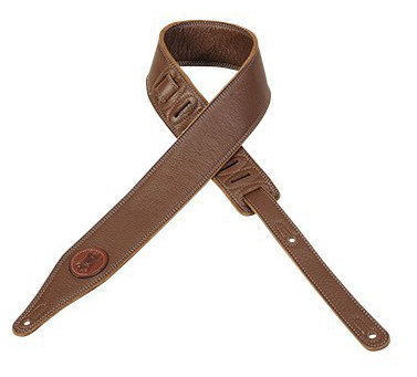 View larger image of Levy's Leathers M17SS Designer Guitar Strap - Brown