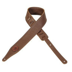 Levy's Leathers M17SS Designer Guitar Strap - Brown