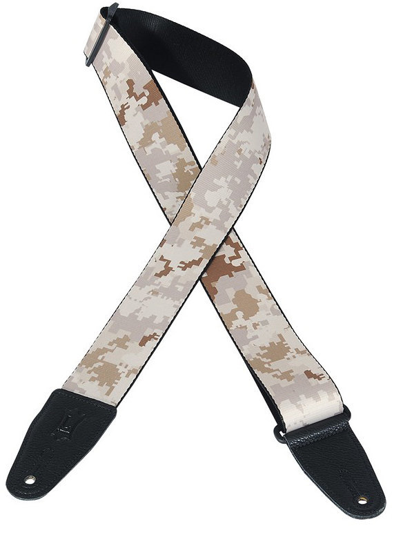 View larger image of Levy's Leathers MPS2-122 Sublimation Guitar Strap