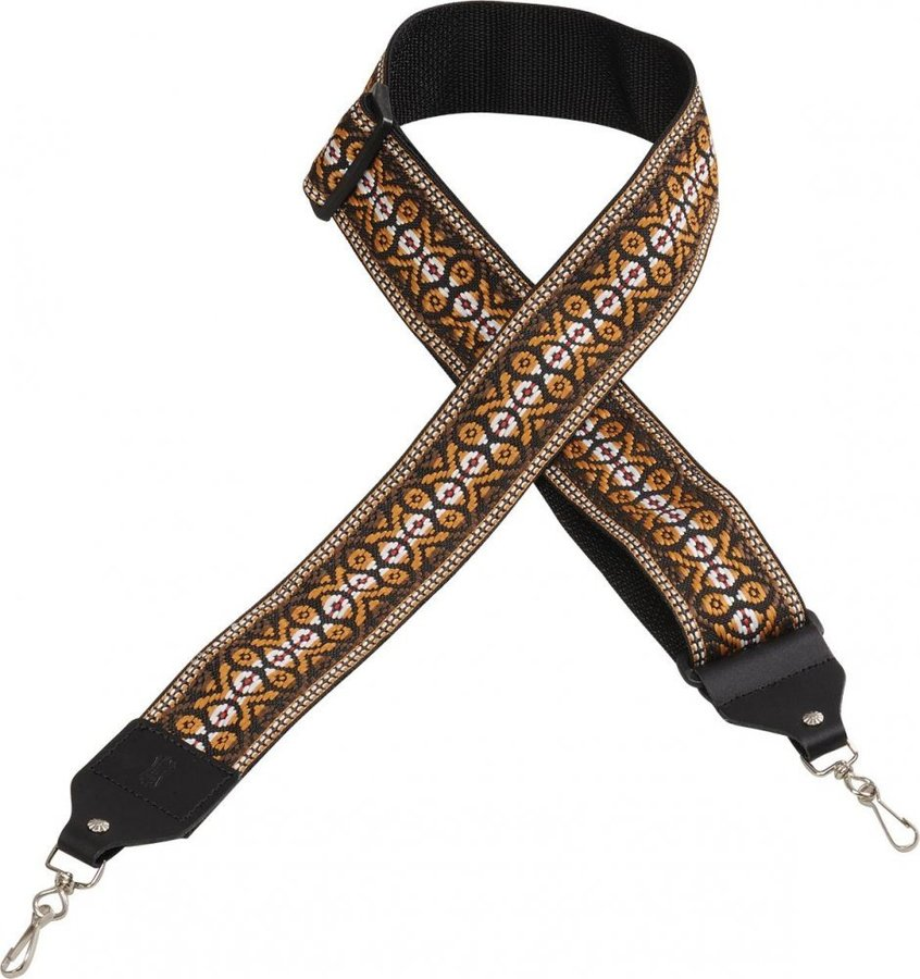 View larger image of Levy's M10HT-20 2 Hootenanny Jacquard Weave Banjo Strap