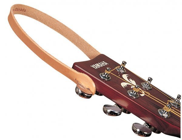 View larger image of Levy's MM1N Carving Leather Guitar Hanger