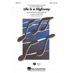 Life is a Highway (from Cars) - 2PT, Parts