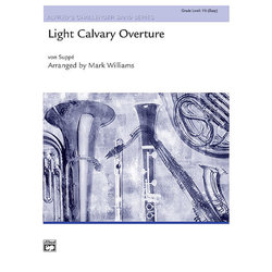 Light Cavalry Overture - Score & Parts, Grade 1.5