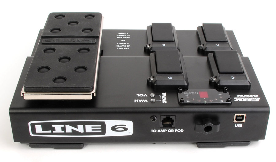View larger image of Line 6 FBV Express MkII Effect Pedal