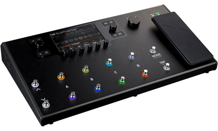 View larger image of Line 6 Helix LT Guitar Multi-Effects Processor