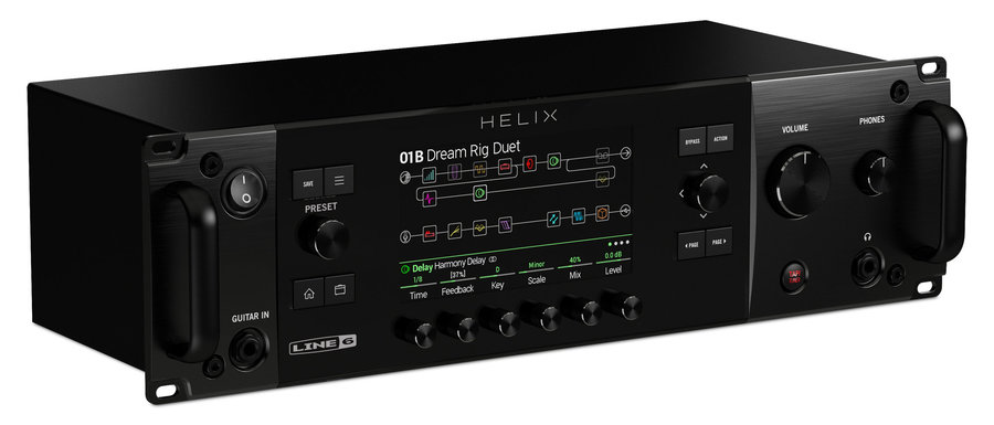 View larger image of Line 6 Helix Rack Pedal