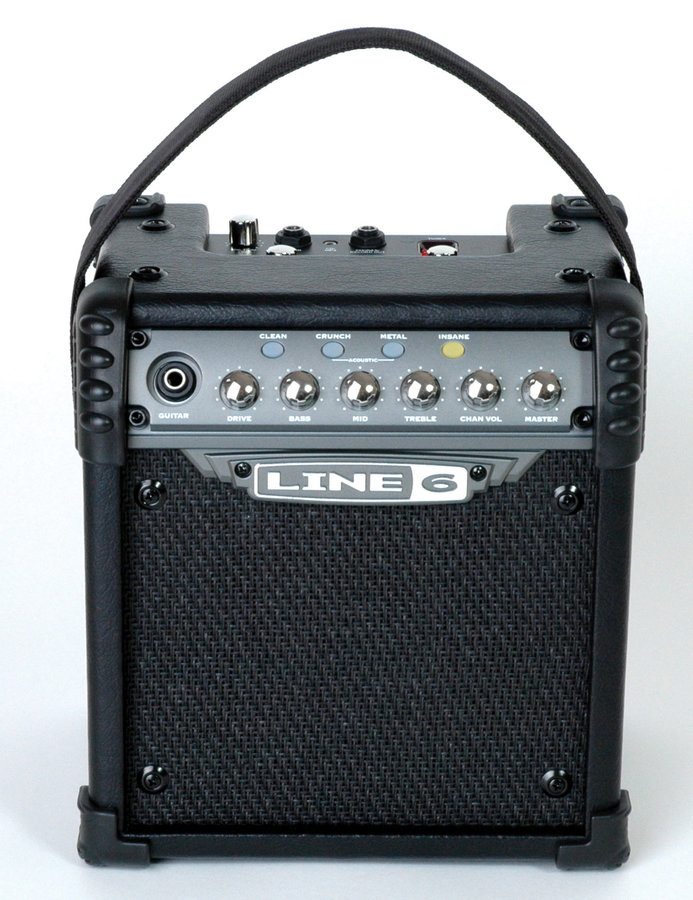 View larger image of Line 6 Micro Spider Amplifier