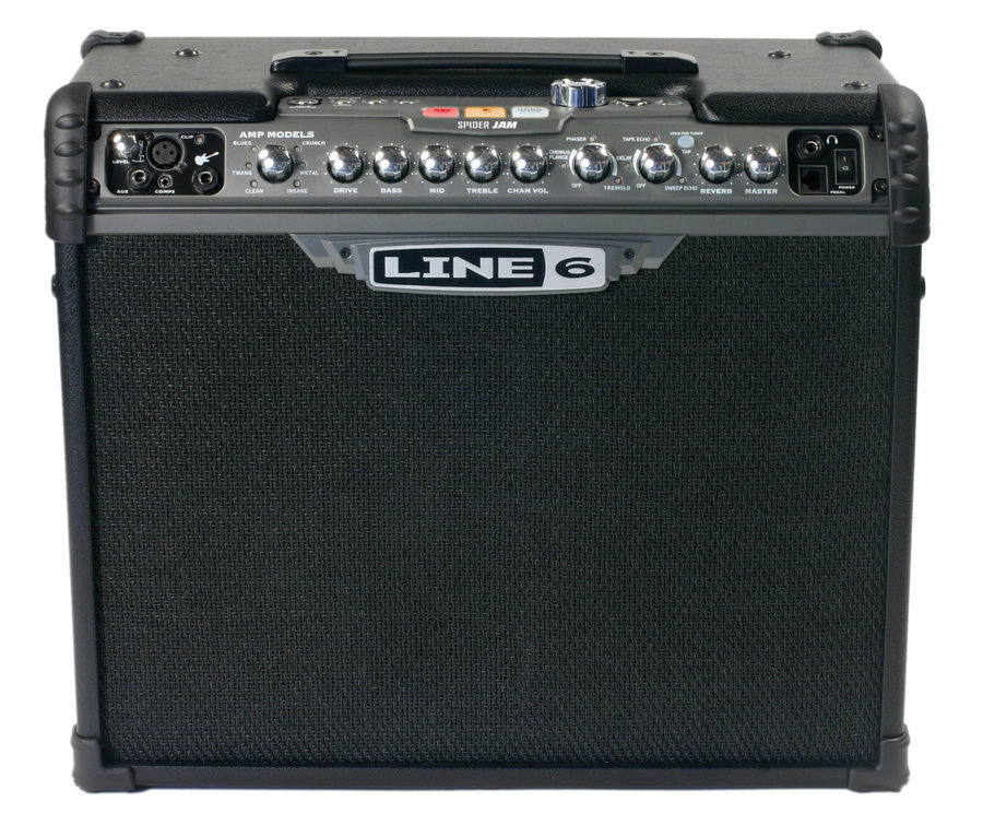 View larger image of Line 6 Spider Jam Combo