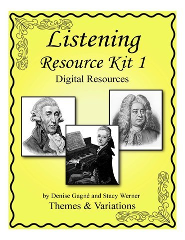 View larger image of Listening Resource Kit 1 - Digital Resources