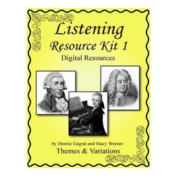 Listening Resource Kit 1 - Digital Resources