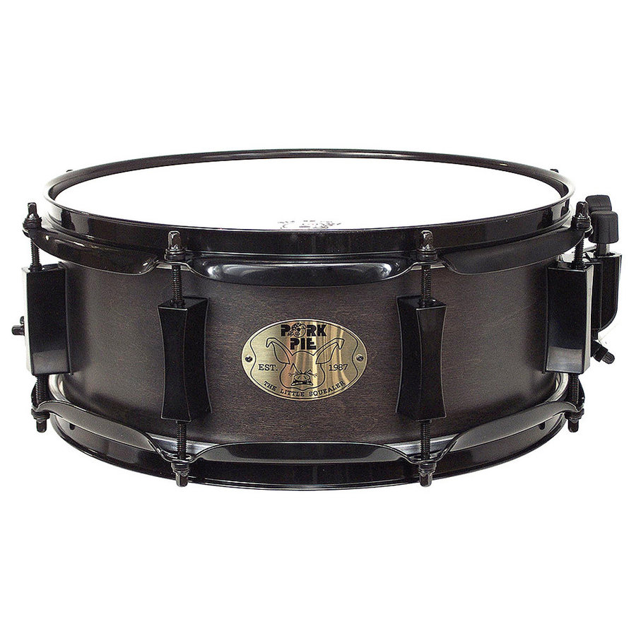 View larger image of Little Squealer Snare Drum - 5x12, Black Hardware, Black