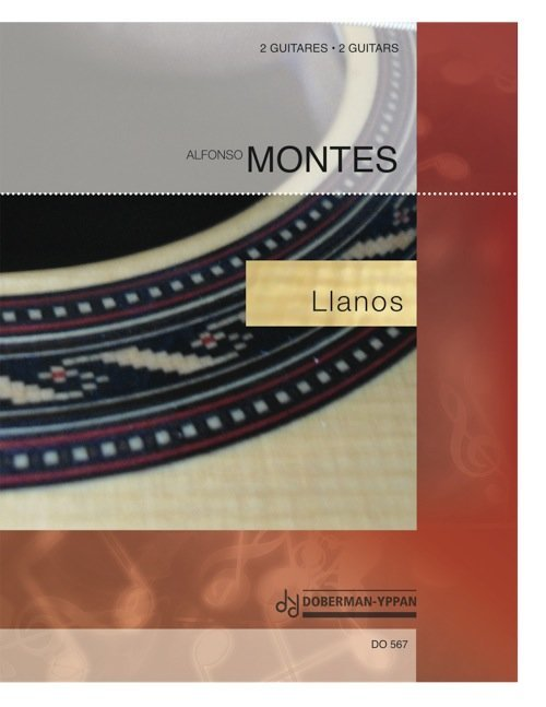View larger image of Llanos (Montes) - Guitar Duet