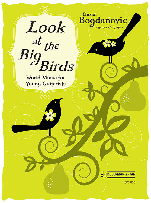 View larger image of Look At The Big Birds (Bogdanovic) - Guitar Duet