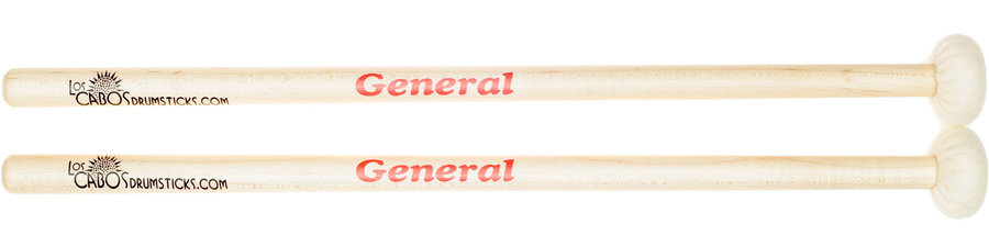 View larger image of Los Cabos General Timpani Mallets