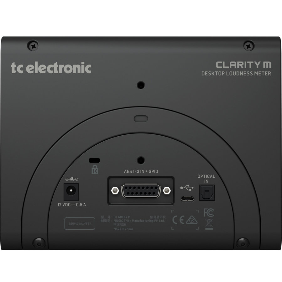 View larger image of TC Electronic Clarity M Loudness Meter