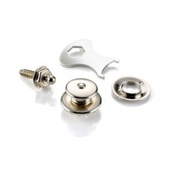 LOXX Strap Locks for Electric and Bass - Nickel