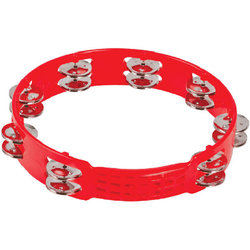 LP Aspire Tambourine - 10, Red