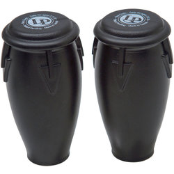LP Conga Shakers  - Black, Bag of 36