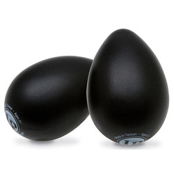 LP Egg Shaker - Black, Single