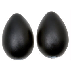 LP Egg Shakers - Black, Bag of 36