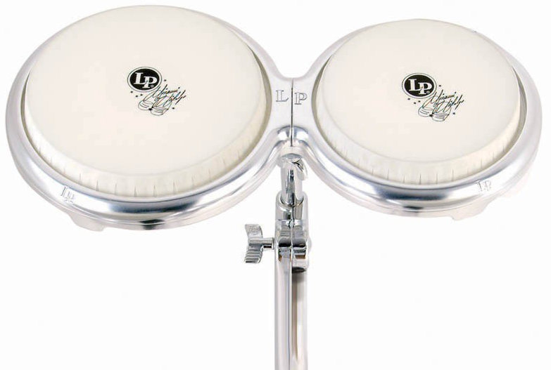 View larger image of LP Giovanni Compact Bongos with Mounting Post