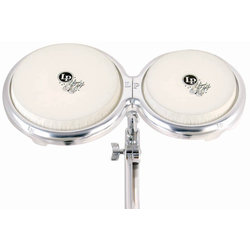 LP Giovanni Compact Bongos with Mounting Post